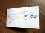手づくり文房具 カードケースカバー