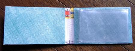 手づくり文房具 カードケースカバー中