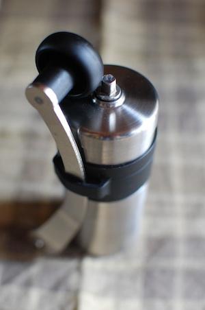 JapanPorlex coffee mill ミニ