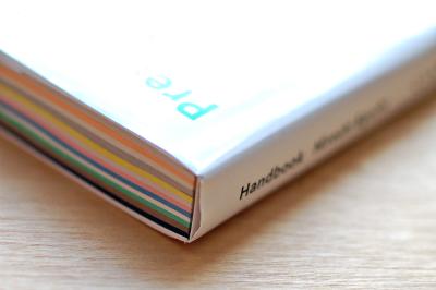 13種類の紙、400ページ