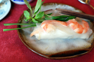 ベトナム料理 生春巻