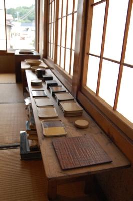 飯塚直人さんの漆 皿とか碗とか