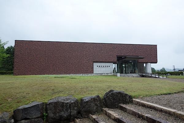 菊盛記念美術館の外観