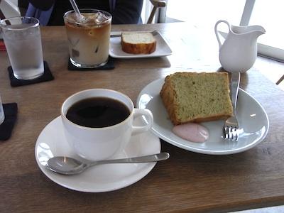 Koffeのケーキ