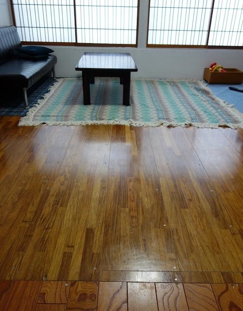 昭和の家をリフォーム