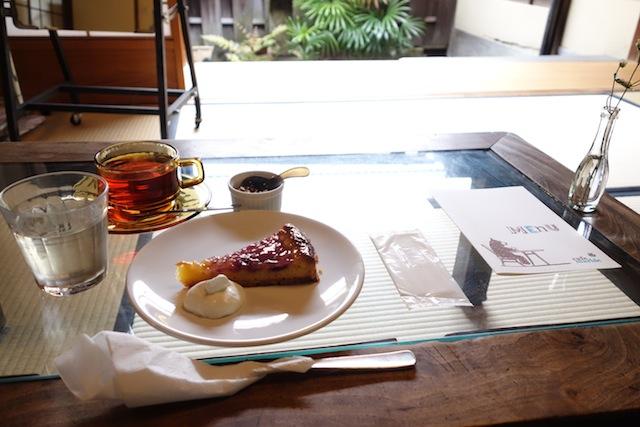 カフェマーブルの出張喫茶