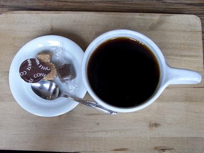 Mog.squared worksのコーヒー