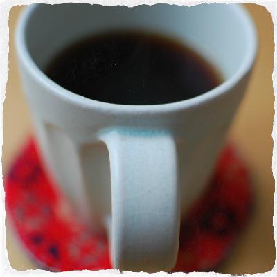 村山大介さんのコーヒーカップ