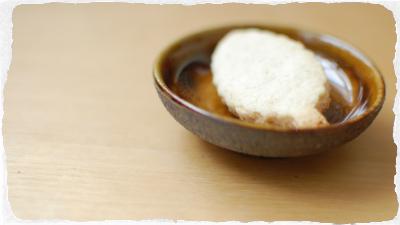 村山大介さんの豆皿