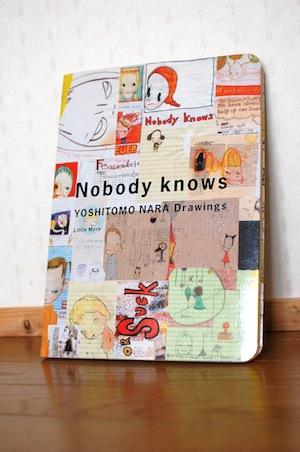 奈良美智作品集『Nobody knows』