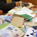 【御礼】手製本でノートを作るワークショップ@ハイネ