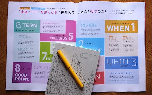 人生ノートを書く
