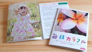 Ohanaさんの小冊子『毎日カラフル』