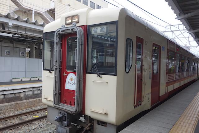 飯山線「おいこっと」の車両