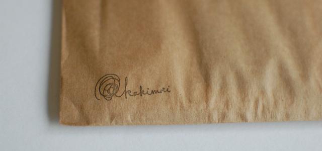 カキモリの封筒