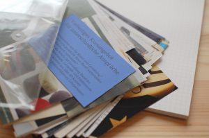 切り抜き素材の紙