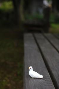 tanneにあるベンチ