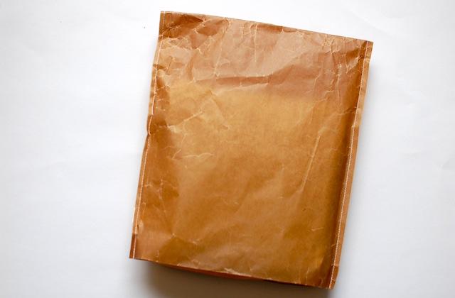 roomさんの油紙のバッグ