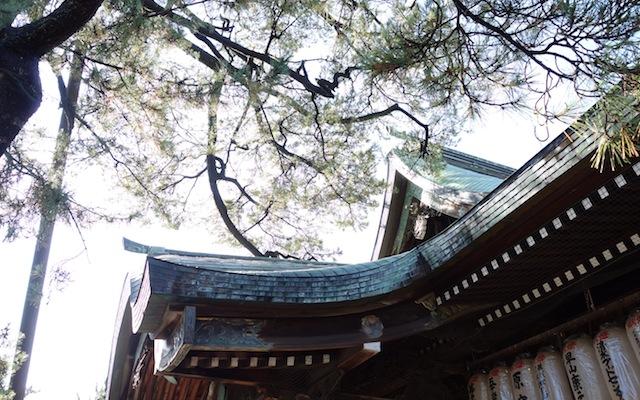 新潟市 白山神社
