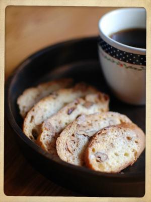 上越市のパン屋 ソフィーの「ラスク」