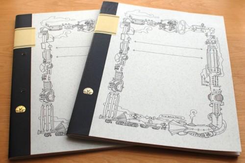 Thinking Power Notebook 大学ノートA4サイズ