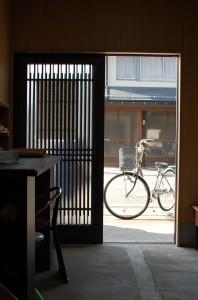 スミレ屋一箱古本市会場