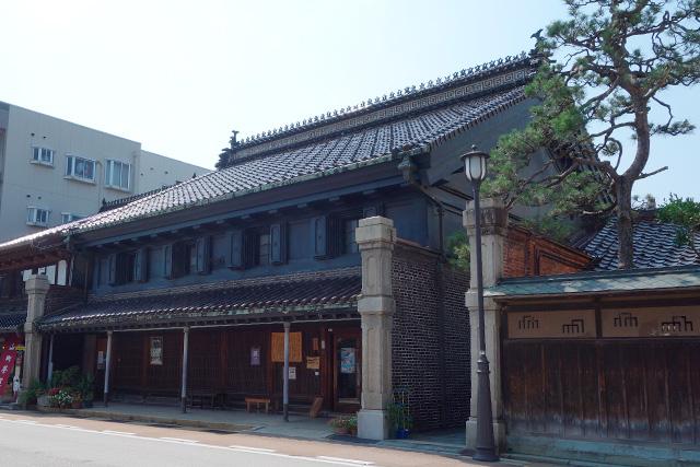 高岡市 国指定重要文化財「菅野家住宅」