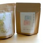 色で選ぶ、栃尾産の野草茶