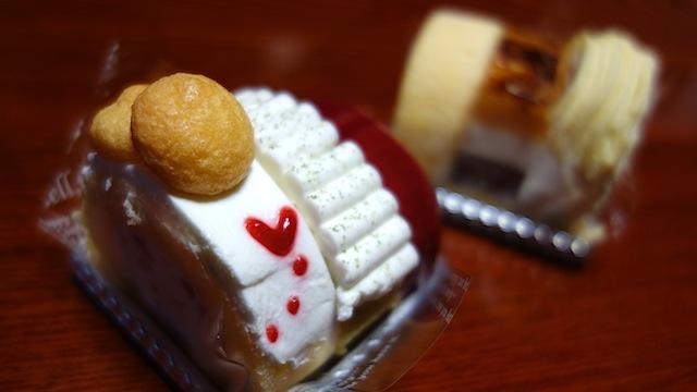 柏崎市 トラバイエのケーキ